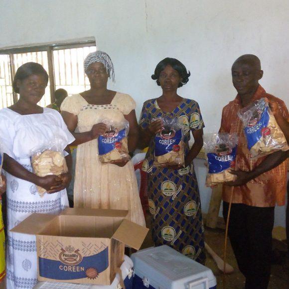 Seneagya Donations